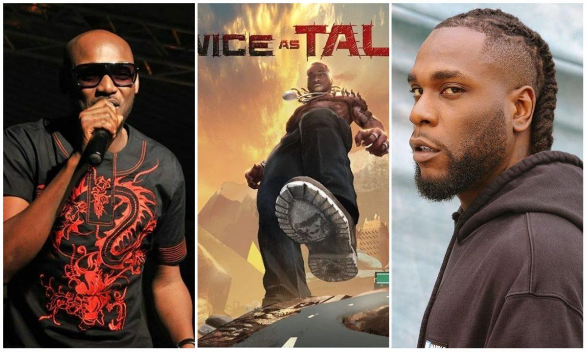 Burna Boy's 'Twice As Tall' album pass Grammy Level – 2Face Idibia