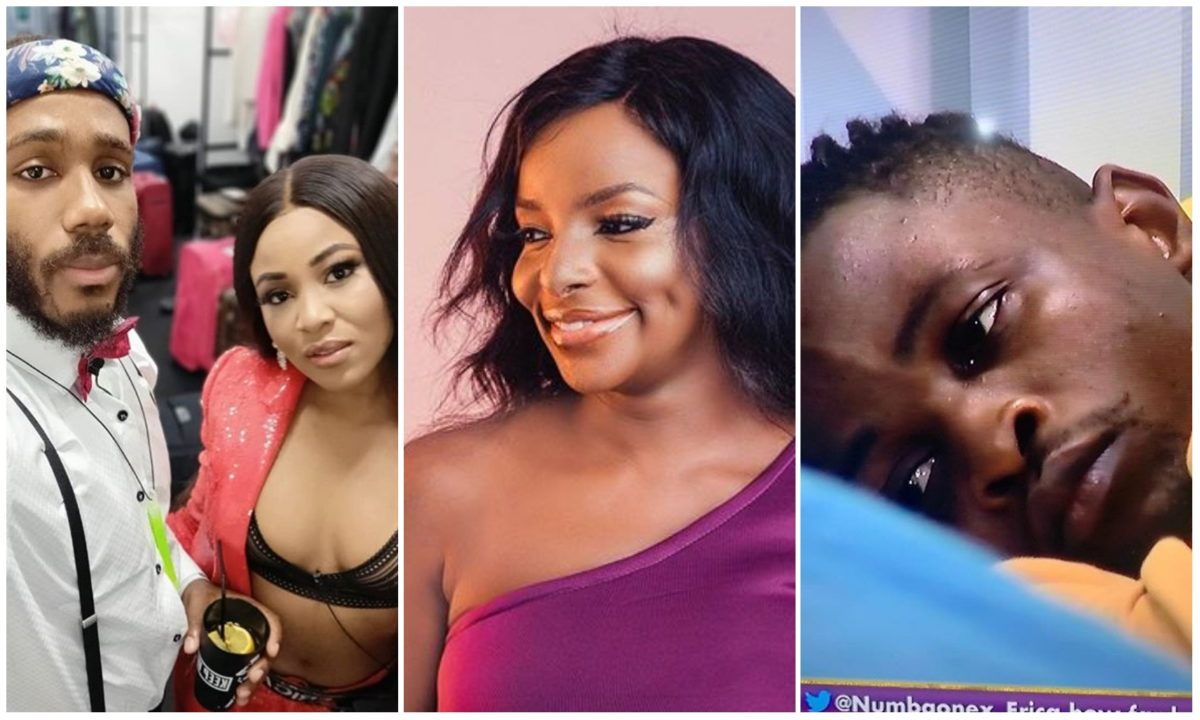 #BBNaija: Wathoni reveals why Laycon is hurt with Kiddwaya and Erica's relationship (Video)
