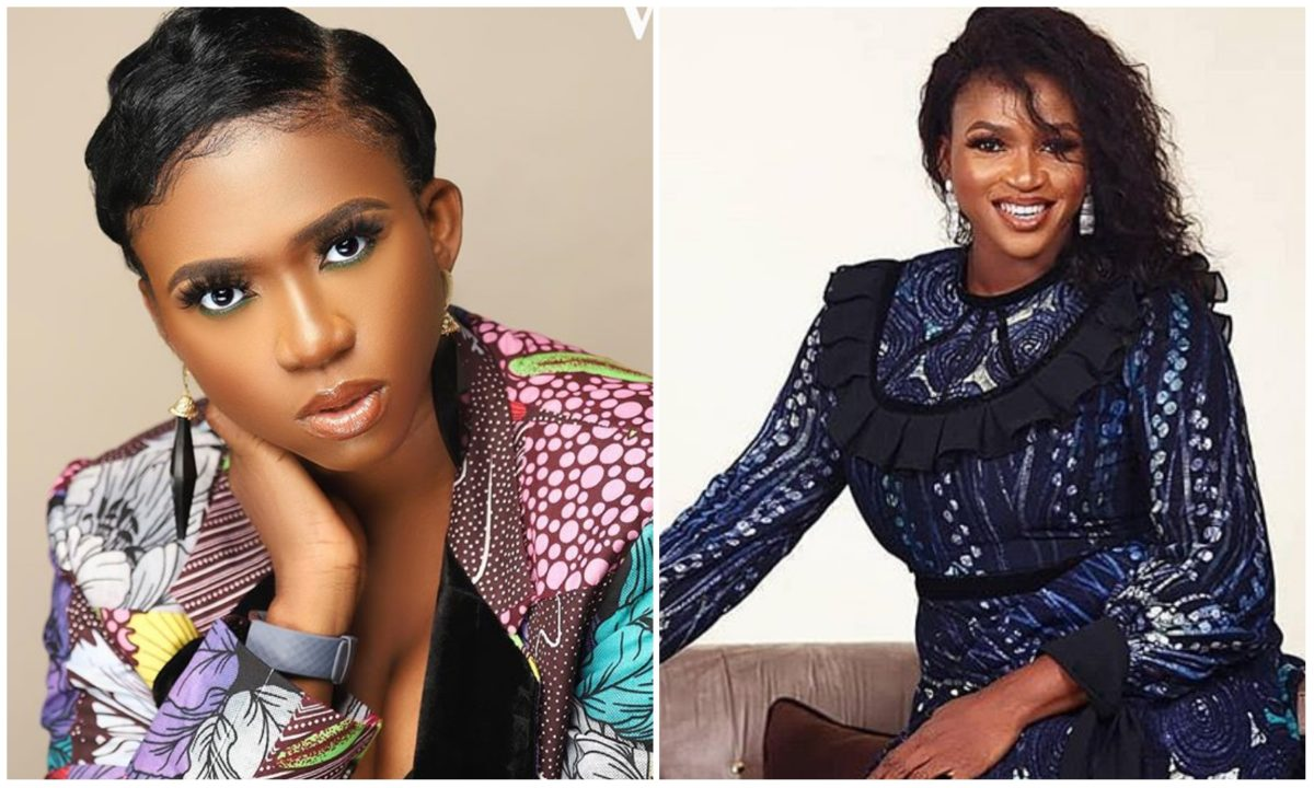 Church banned me from church choir after I got pregnant – Singer Waje reveals