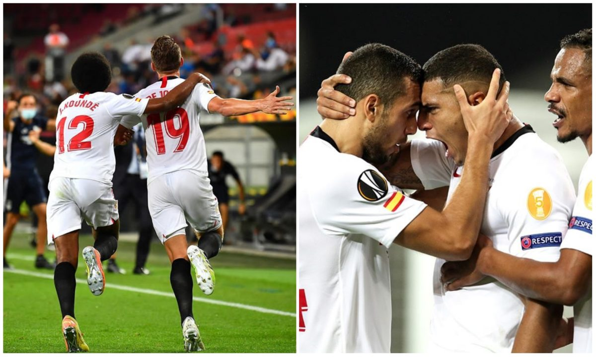 Sevilla wins record sixth Europa League title after beating Inter Milan