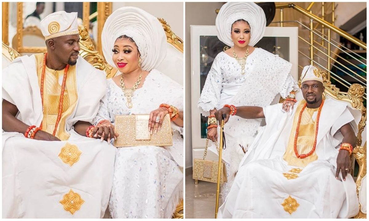 If you have kids for my husband, Comw for DNA test – Lizzy Anjorin