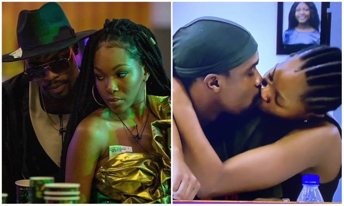 #BBNaija: Neo confirms breakup with Vee after bitter fallout over food (Video)