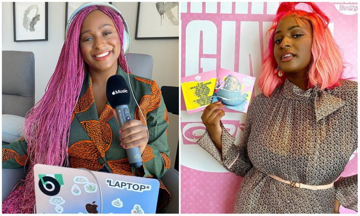 If I were you, I would quit music – Fans reacts to DJ Cuppy's new album