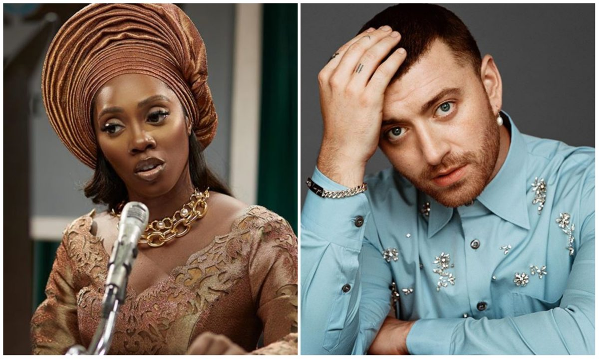 I had so much fun working with the unstoppable Tiwa Savage – Sam Smith (Video)