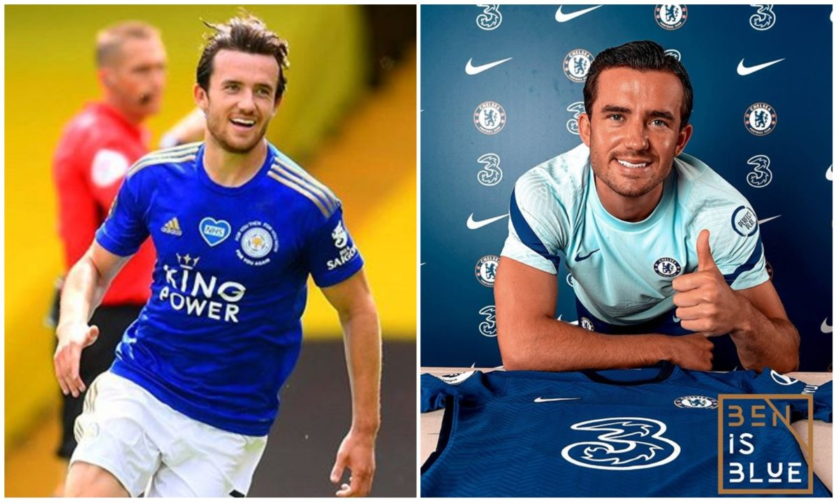 BREAKING: Chelsea complete the signing of left-back Ben Chilwell from Leicester