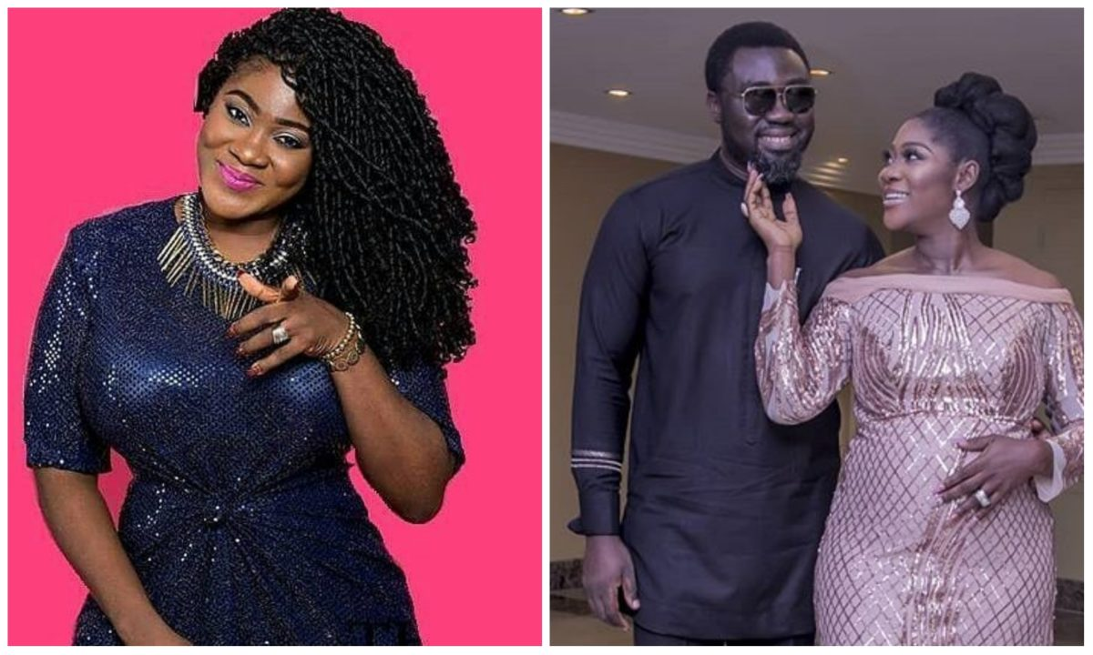 You're my all in all – Mercy Johnson's hubby, Prince celebrates her 36th birthday (Photo)