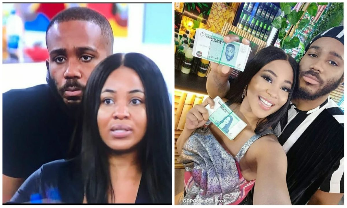 #BBNaija: She can't handle someone like me – Kiddwaya speaks after breakup with Erica (Video)