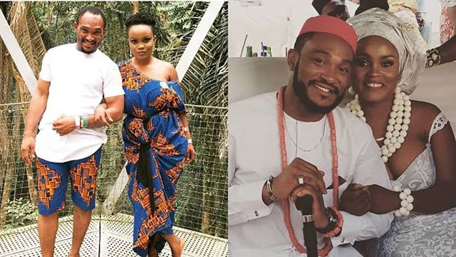 I wasn't perfect but I was his best – Blossom Chukwujekwu's ex-wife Maureen reminisces on their broken marriage