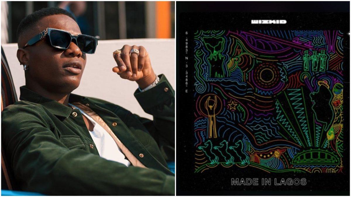 Africa's biggest artist, Wizkid announces his made in Lagos Album release date