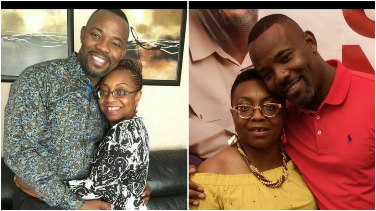 Comedian Okey Bakassi pens Heartfelt Message to his wife