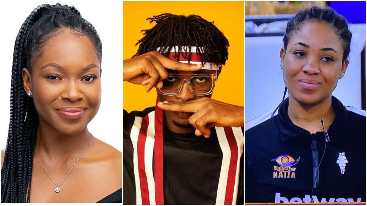 She is just HOH, She is not giving orders - Laycon Appeals to Vee over Erica