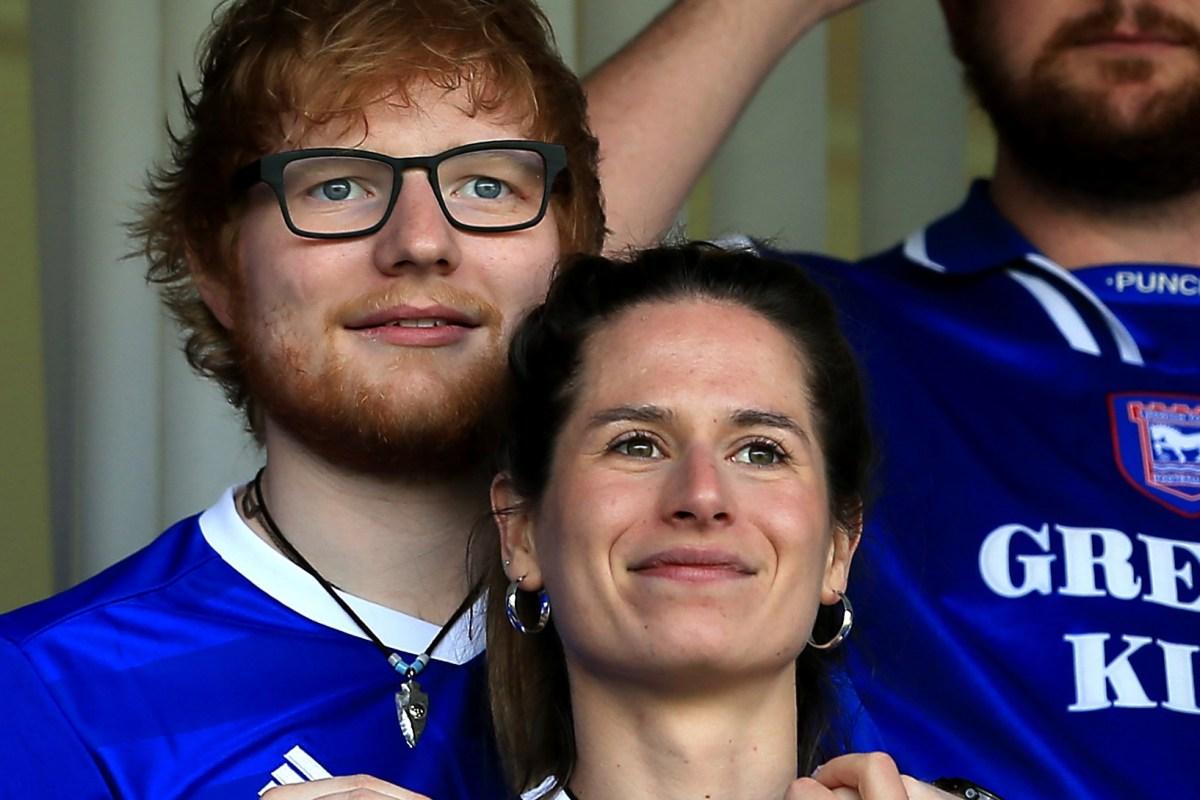 British singer Ed Sheeran and wife Cherry welcomes Baby Girl
