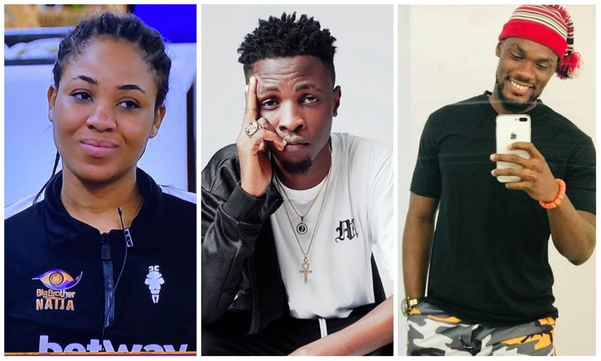 #BBNaija: Vee, Erica and Praise are the housemates I care about – Laycon (Video)