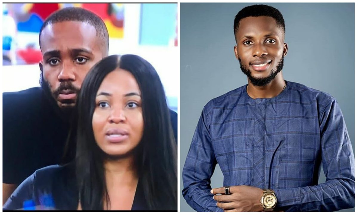 #BBNaija: Relationship between Kiddwaya and Erica is not real – Brighto (Video)