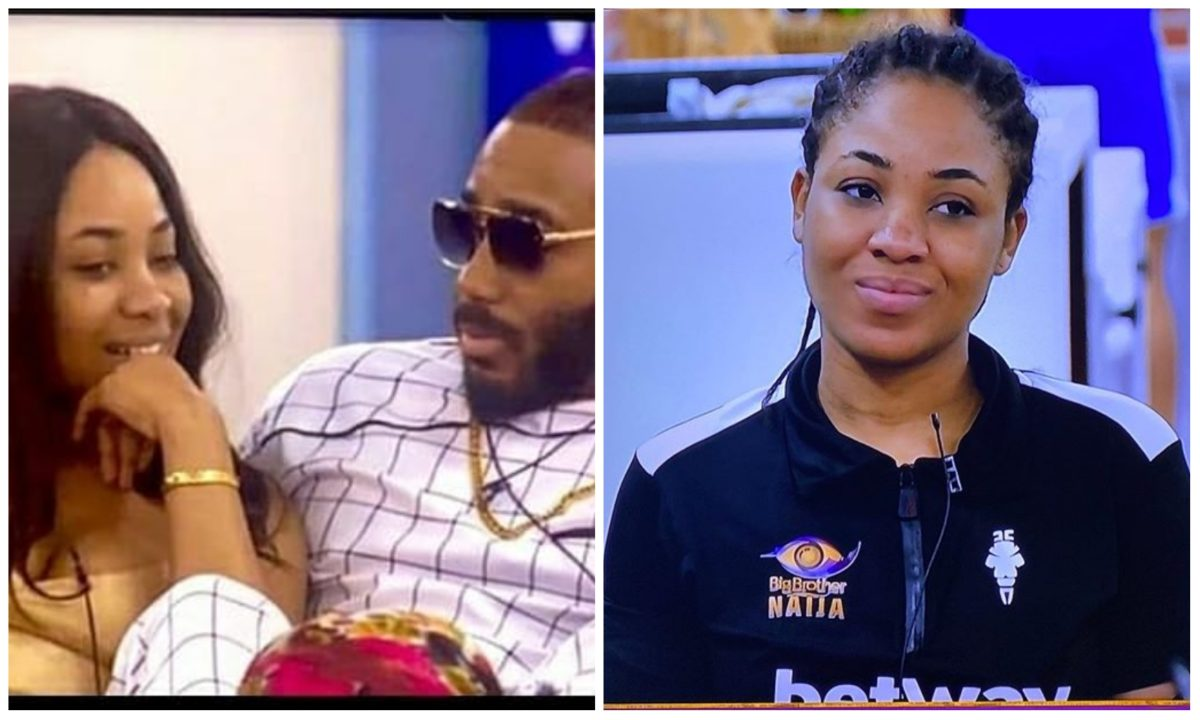 #BBNaija: You can't afford to loose focus – Kiddwaya encourages Erica (Video)