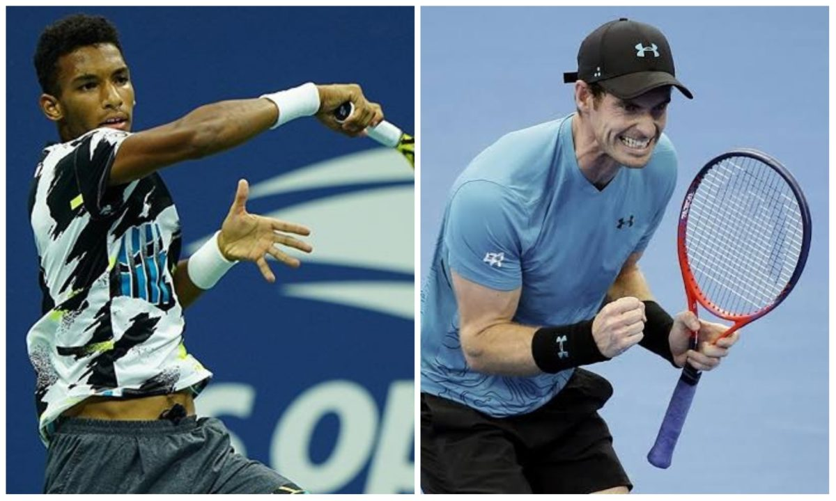 Andy Murray dumped out of US Open in second round by Felix Auger-Aliassime