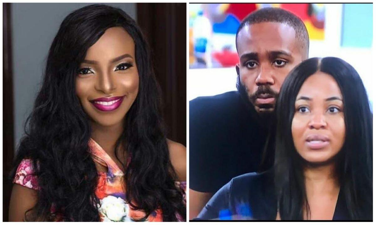#BBNaija: Sometimes I see Erica And Kiddwaya making love – Wathoni (Video)