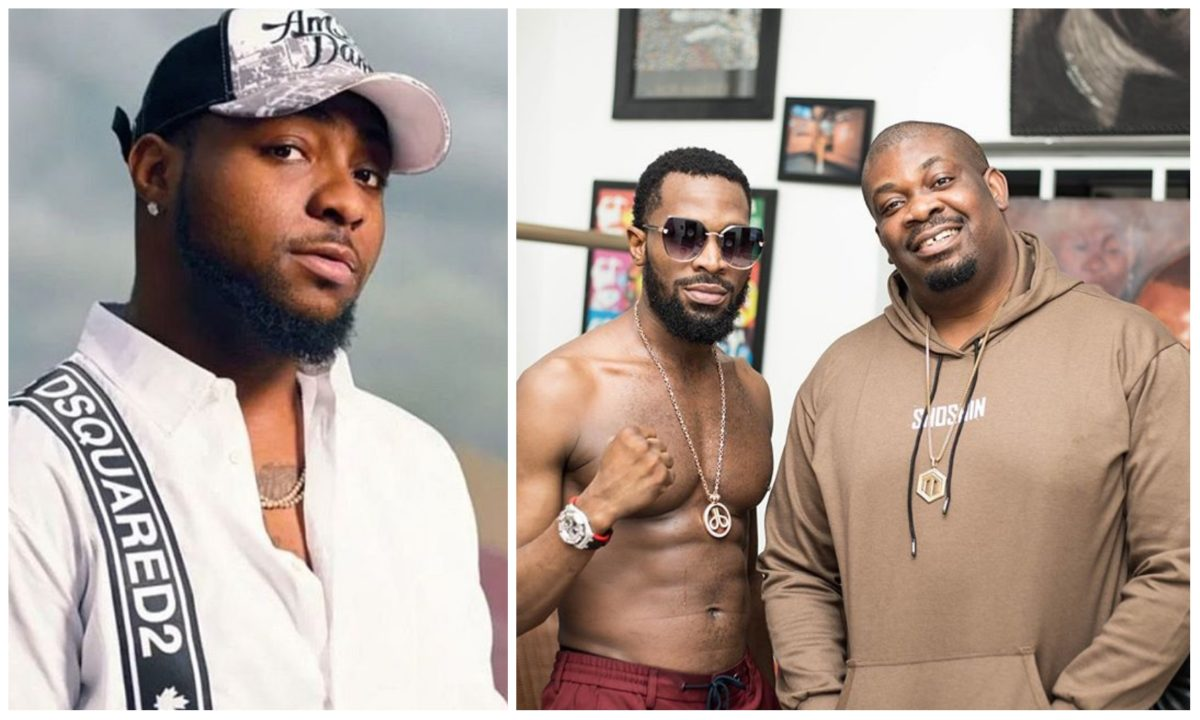 Don Jazzy and D'banj inspired him to be a singer – Davido opens up