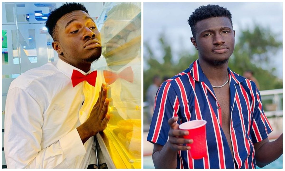 Comedian NastyBlaq allegedly harassed by police officers in Lekki (Video)