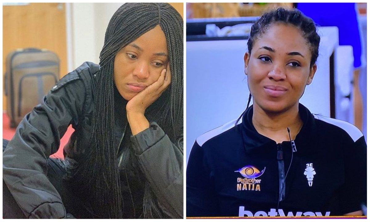 #BBNaija: Erica allegedly rushed to the hospital after having a break down