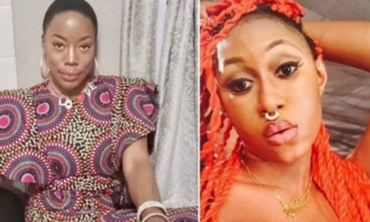 Cynthia Morgan's former Manager, Joy Tongo reacts to the singer 'RIP' post