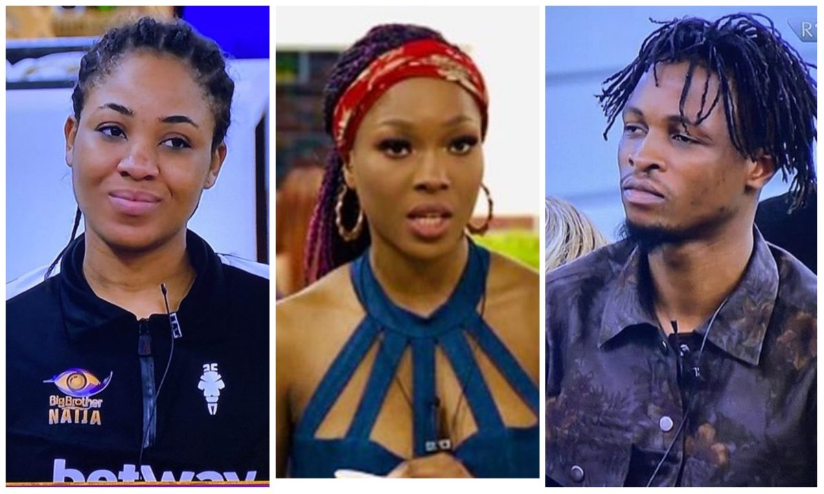 #BBNaija: You deserve a better girl than Erica – Vee tells Laycon (Video)