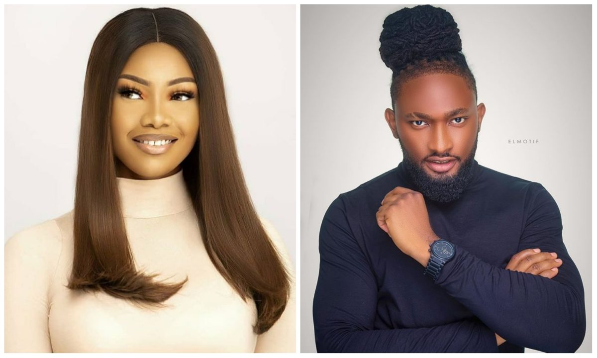 #BBNaija: Uti Nwachukwu apologizes to Tacha, a year after he celebrated her disqualification