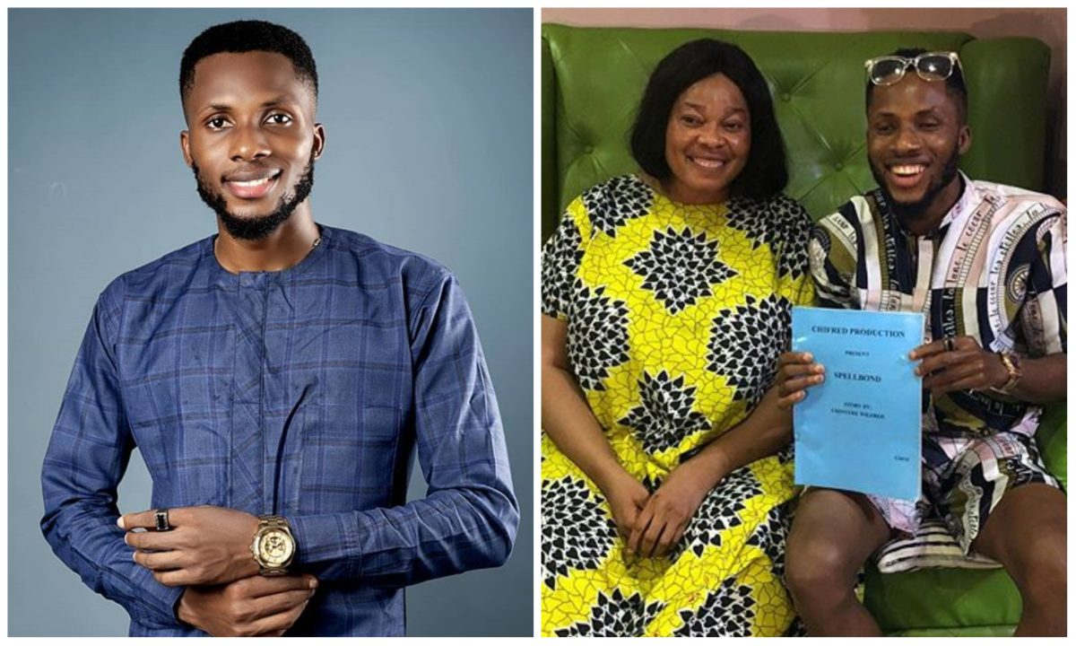 #BBNaija: Brighto set to make his Nollywood Debut (Photos)