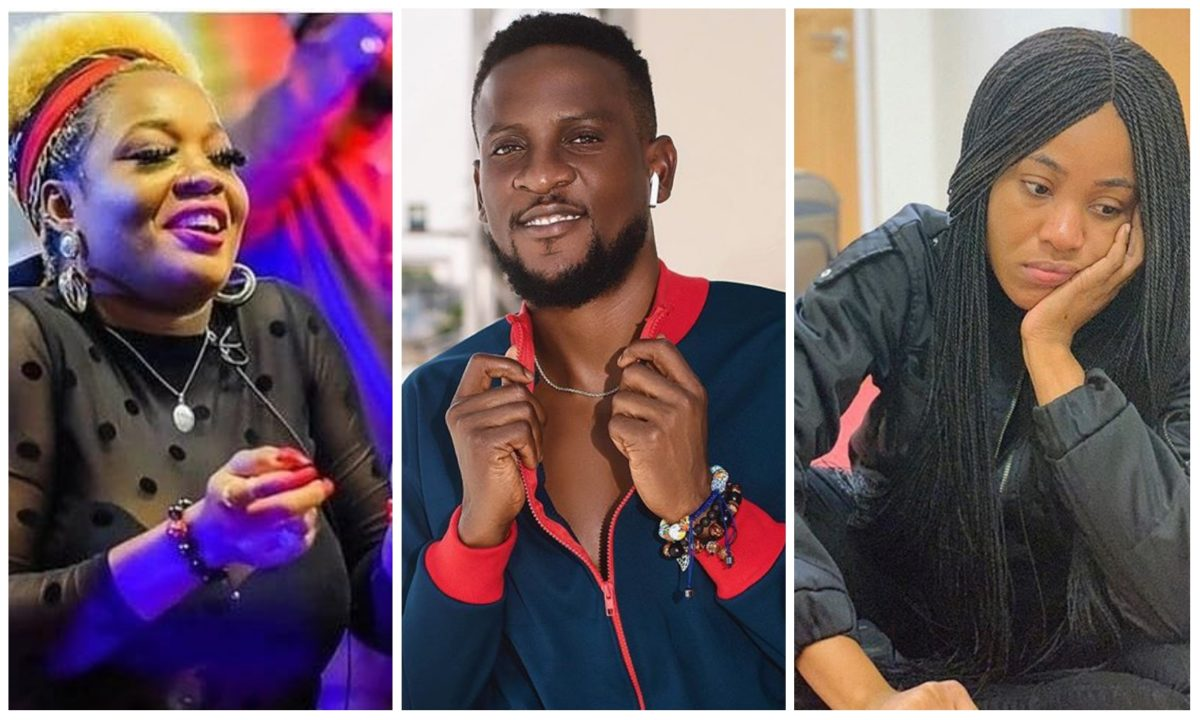 #BBNaija: Omashola dragged for saying 'Lockdown' show is boring without Lucy and Erica