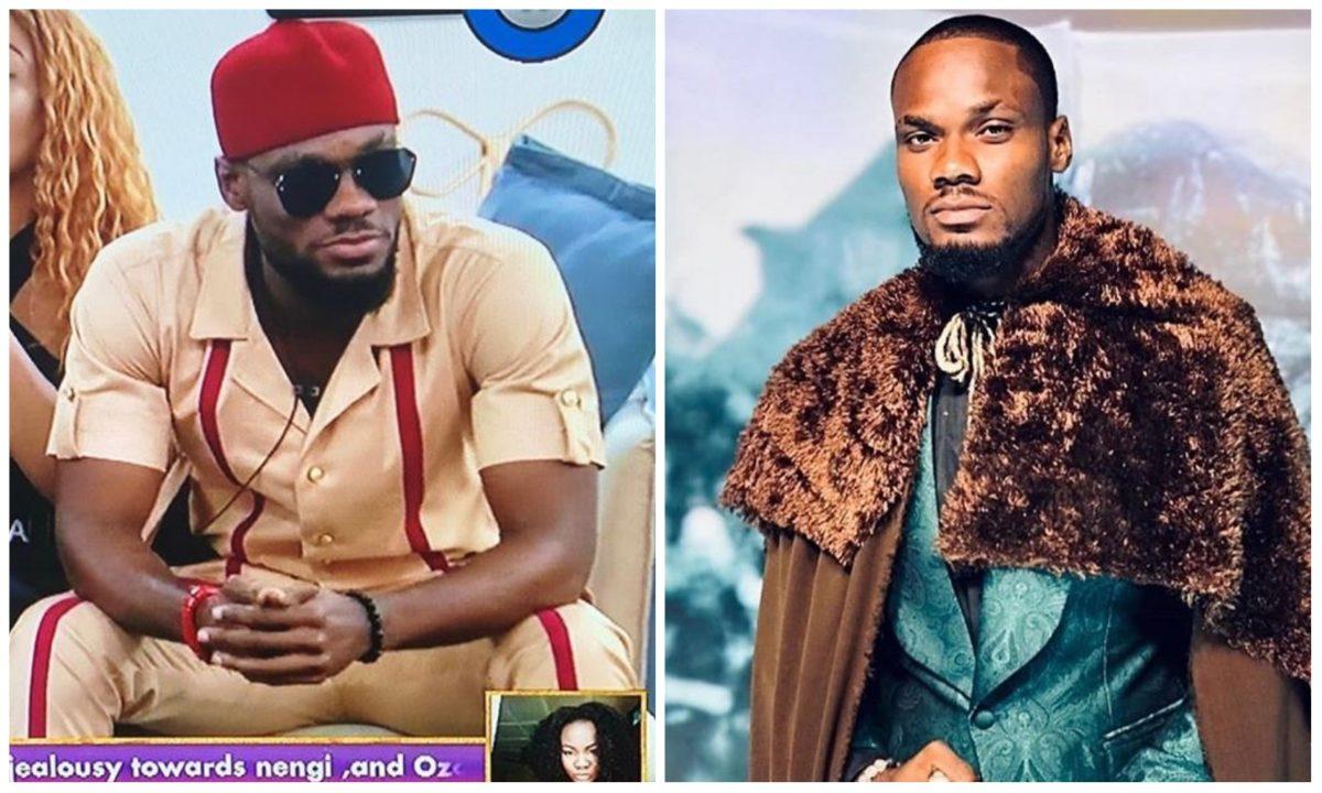 #BBNaija: Prince evicted from Big Brother Naija 'Lockdown' show