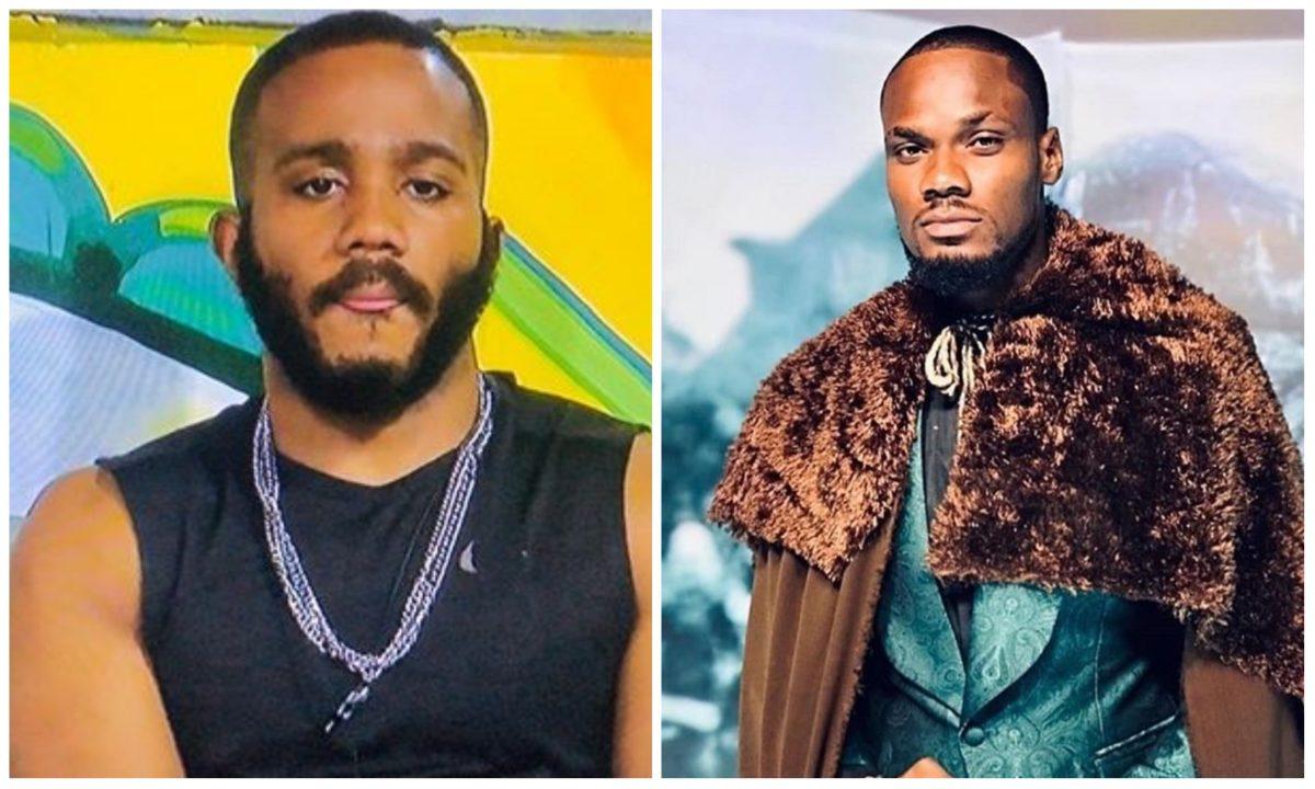 #BBNaija: Kiddwaya and Prince evicted from Big Brother Naija 'Lockdown' show