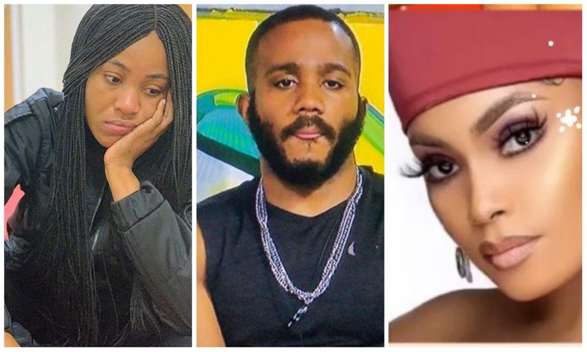 Chop kiss and be calming down – Kiddwaya's rumoured girlfriend shade Erica's fans (Video