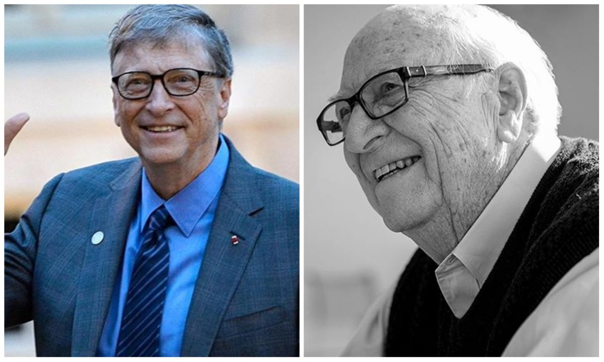 Microsoft co-founder, Bill Gates' father dies of Alzheimer's disease, aged 94