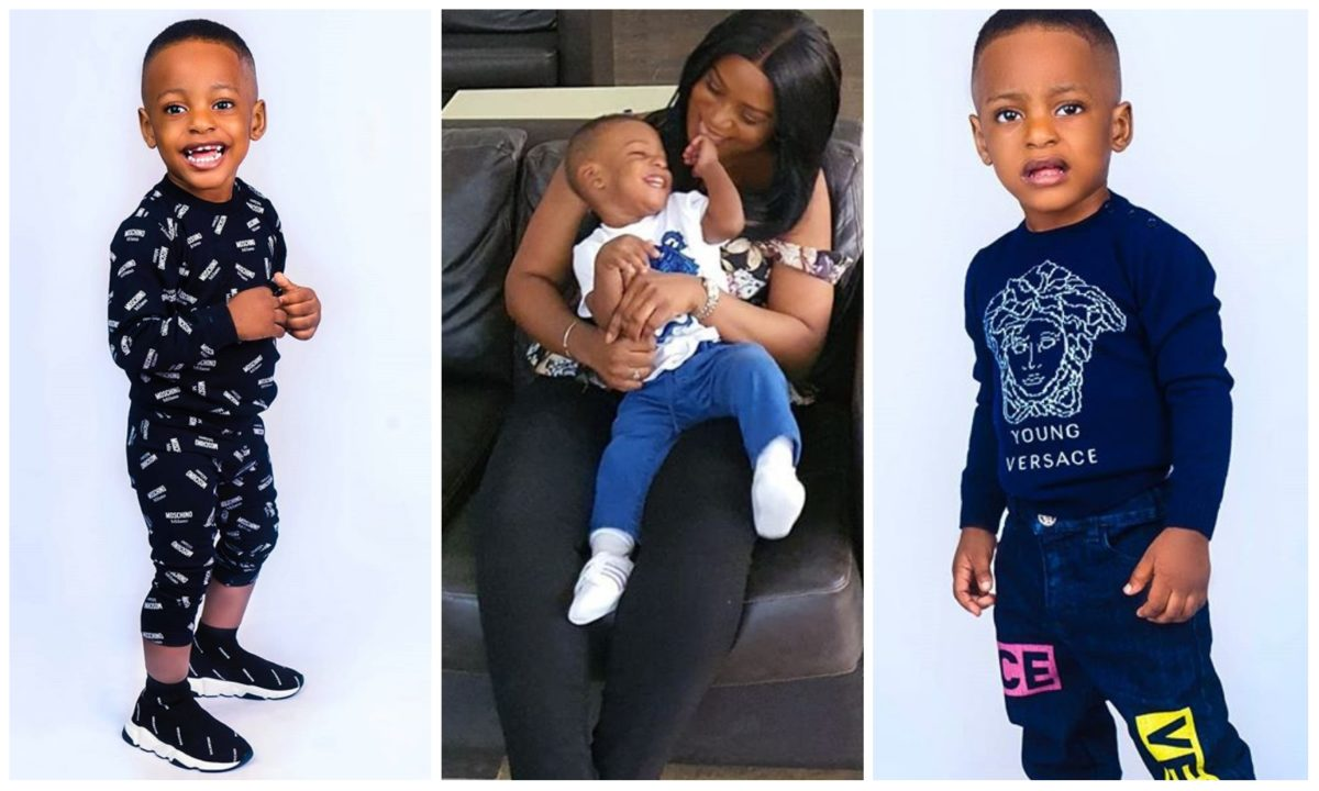 My World, My Light, My Everything – Linda Ikeji celebrates son as he clocks 2 (Photos)