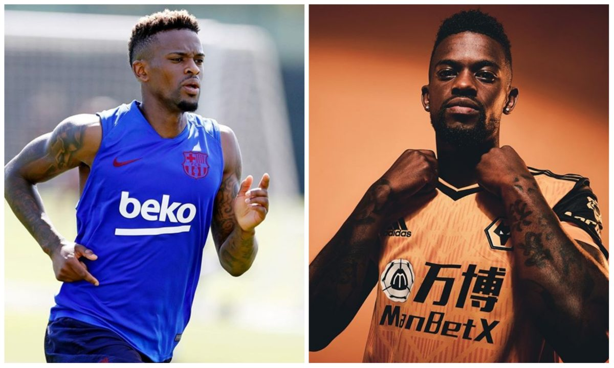 OFFICIAL: Wolves completes signing of Nelson Semedo from Barcelona