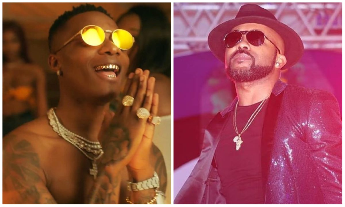 'EME forever' – Wizkid heaps praise on Banky W for changing his life