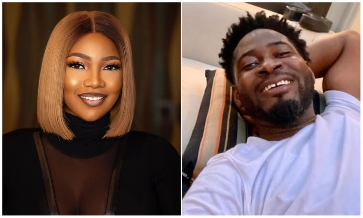 My Mentor, My Teacher, My All – Tacha celebrates Tee Billz on his birthday (Photos)