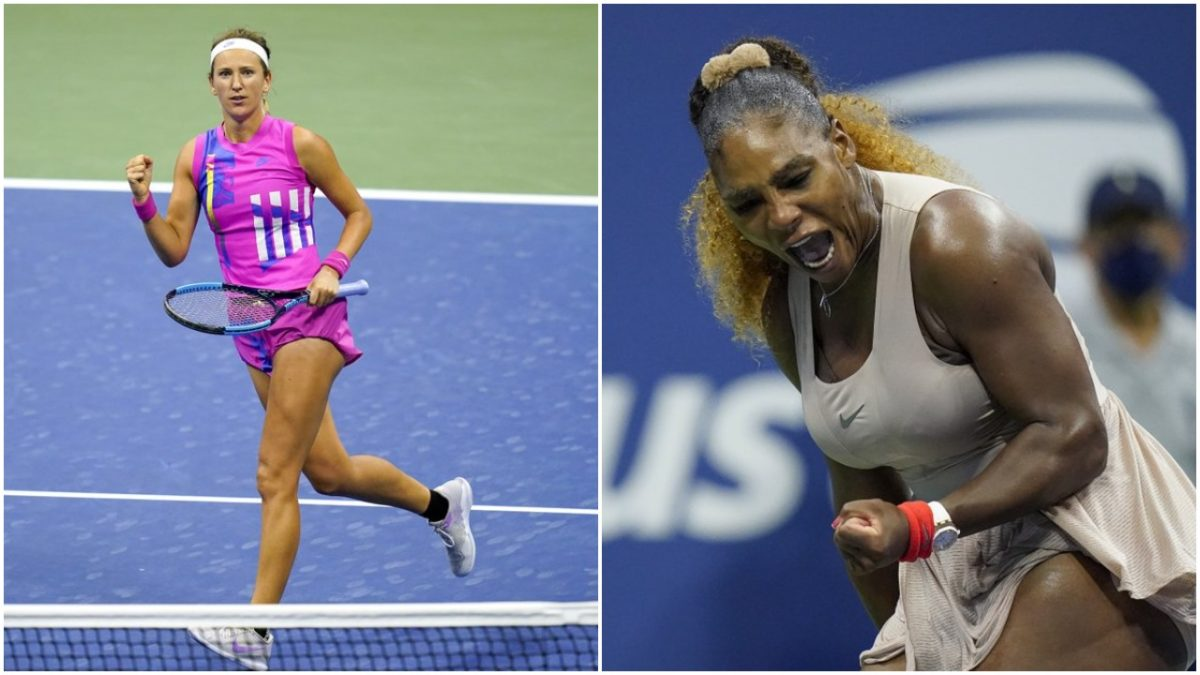 Serena Williams Knocked out of the U.S Open Semi Finals by Azarenka