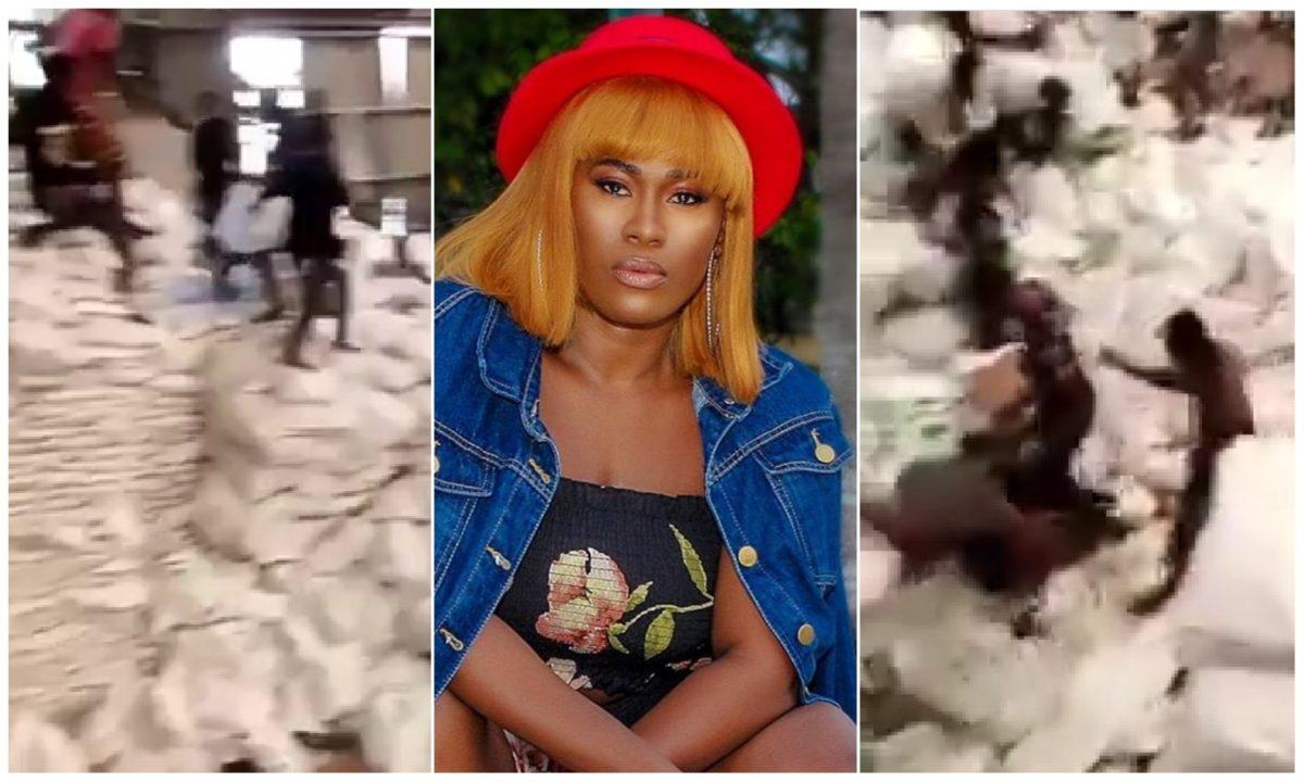 Covid-19 palliative is not worth your life – Actress Uche Jombo warn Nigerians