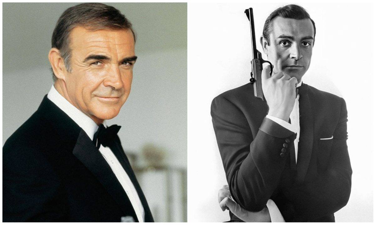Oscar winner and James Bond star, Sean Connery dies at the age of 90