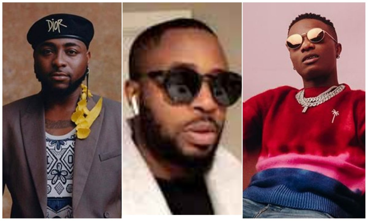 Davido also has another album ready – Tunde Ednut sends message to Wizkid