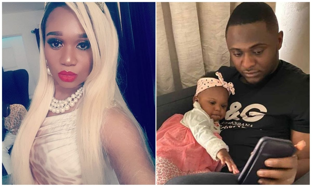 Ubi Franklin's 4th baby mama, Sandra reveals what he loves most in a lady