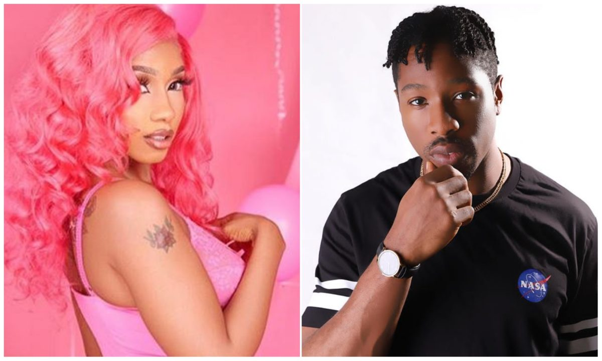 #BBNaija: Mercy sparks wedding rumour with new post but not to IKE (Screenshot)