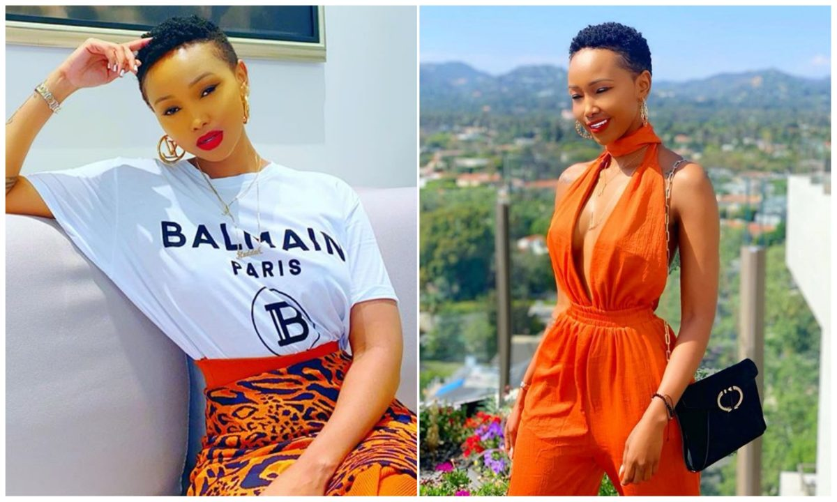 It can't be the same God in Africa and the rest of the world — Huddah Monroe sparks debate