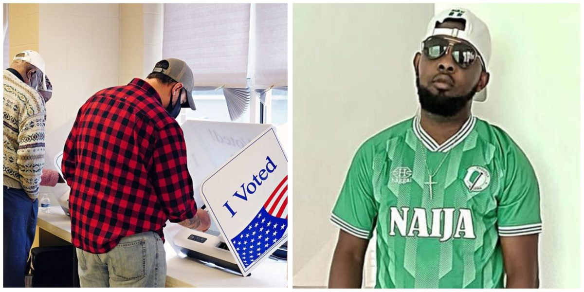 Comedian AY mocks Nigeria electoral system amid peaceful election in US