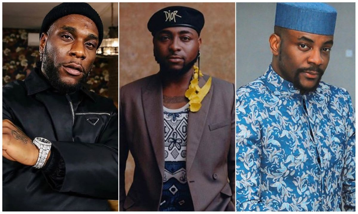 Davido, Burna Boy, Ebuka, others tops 100 most influential young Africans list (Photo