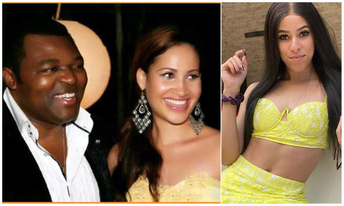 Photos: Caroline Danjuma's former husband, Musa's girlfriend surface online