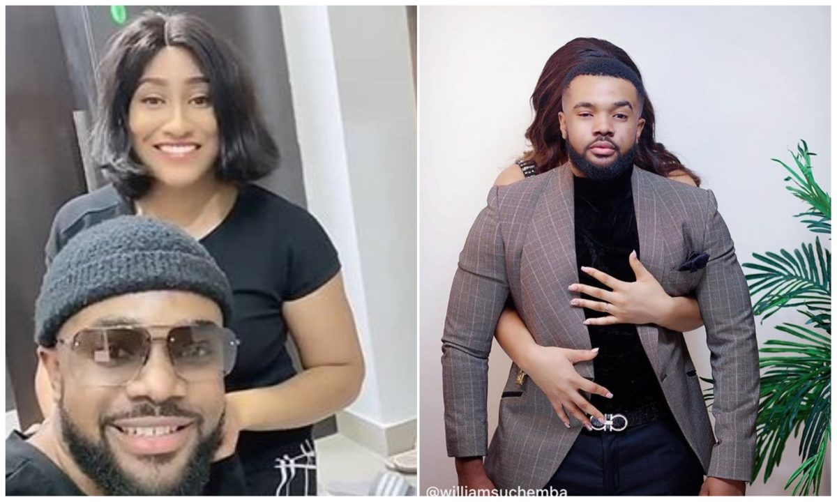 Actor Williams Uchemba's bride-to-be, Brunella Oscar gives update about their upcoming wedding (Video)
