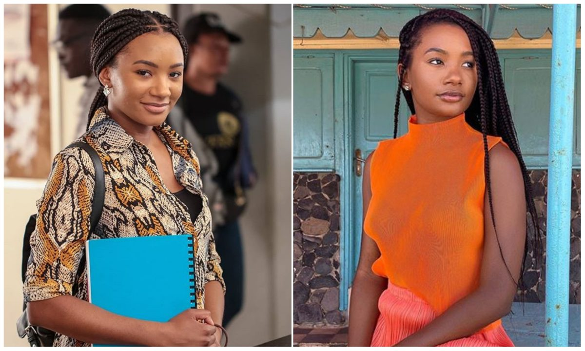 """It felt weird kissing on set"" – Billionaire Daughter, Temi Otedola reveals"