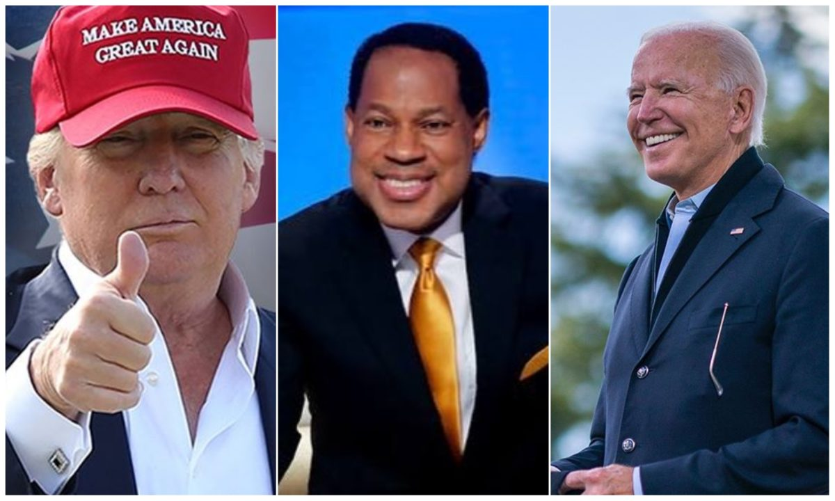USElection: They hate Trump because he protects Christain – Pst. Chris Oyakhilome